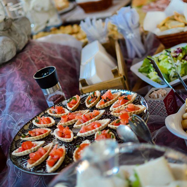buffet barchette