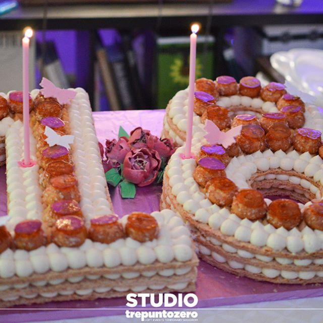 torta diciottesimo