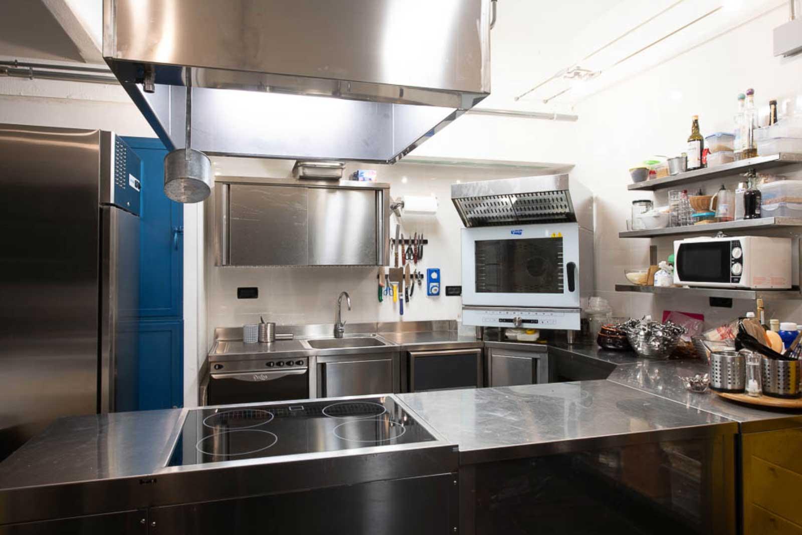 Loft Music & More - Torino - Cucina