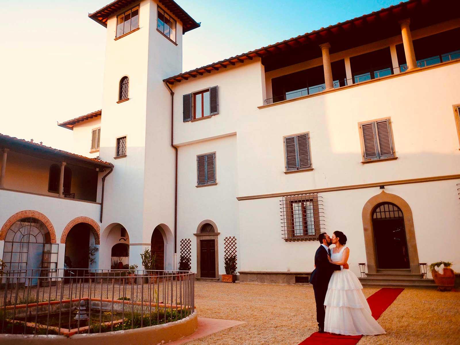 Villa le Sorti Firenze