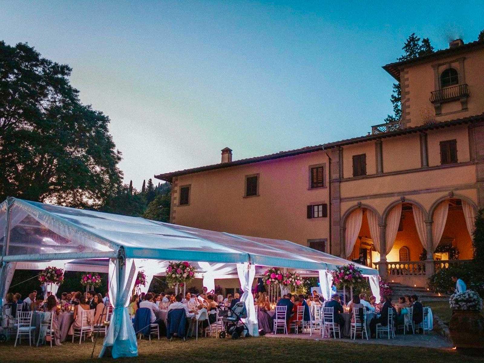 Villa i Morulli Firenze