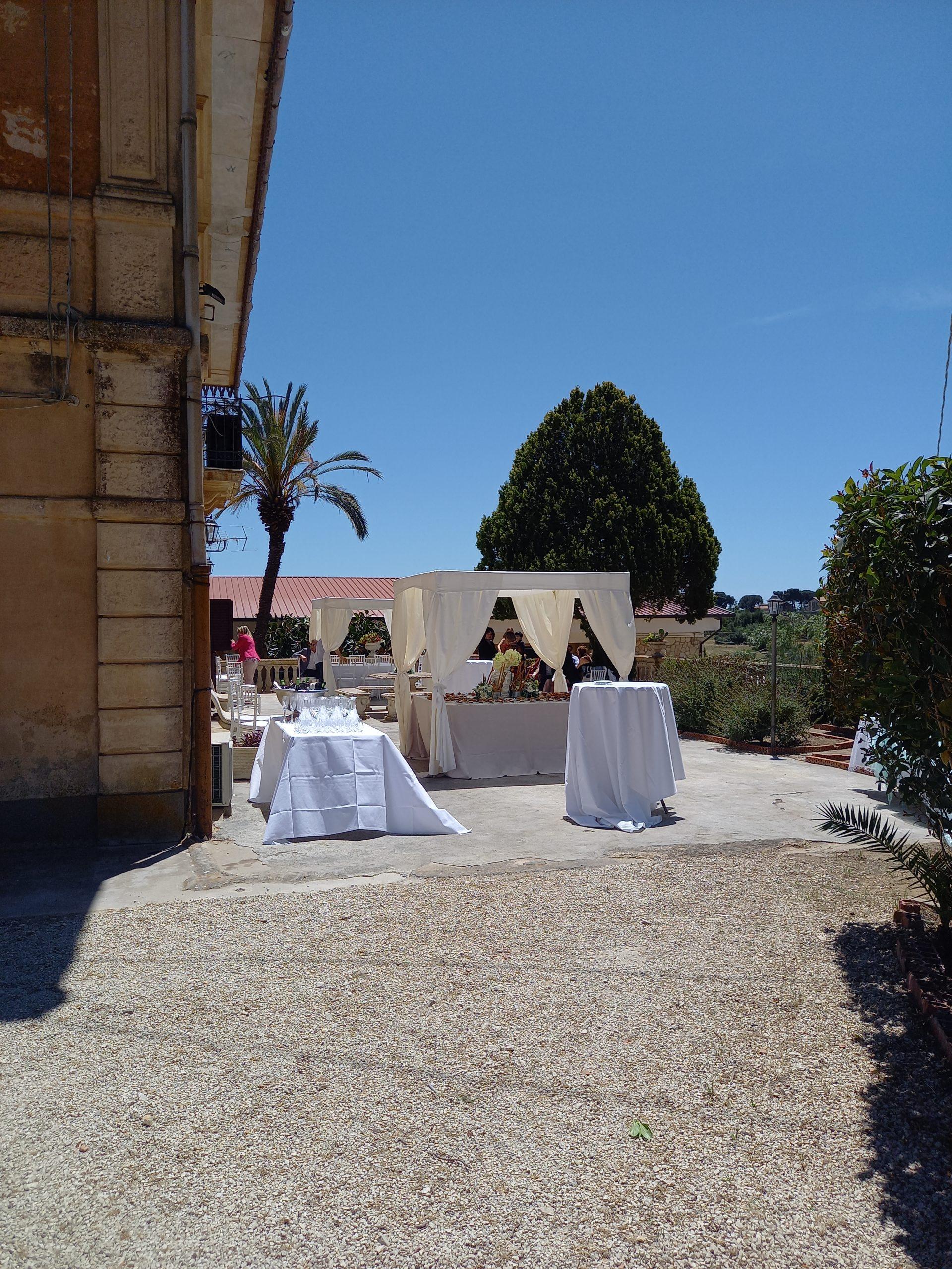 Villa Castello Caltagirone Catania