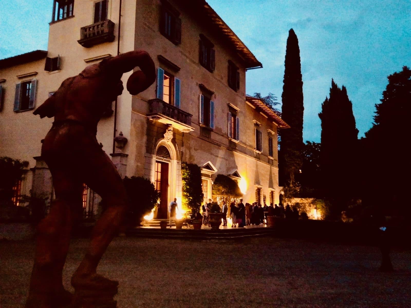 Villa Monteverdi Firenze