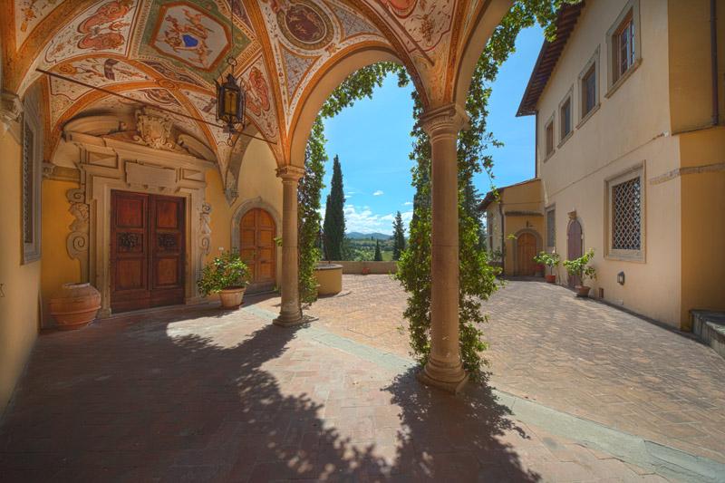 Castello di Montauto - Eventi privati Firenze